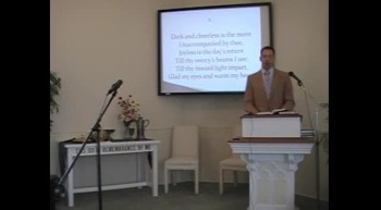 "Congregational Hymn: ""Christ, Whose Glory Fills the Skies,"" First OPC, Perkasie, PA 9/02/12"