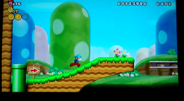 new super mario bros. wii playthrough 1