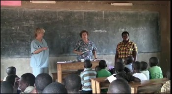 Medical Team Mission to Rwanda July - Aug 2012