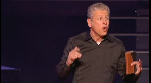 Louie Giglio - How Great Is Our God (Passion Talk Series)