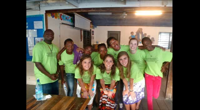 St. Helena Belize 2012 Youth Version
