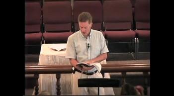 St. Matts Sermon 1-9-12