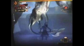 Monster Hunter 3 Tri: Lagiacrus