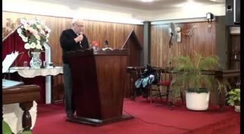 Creyendo en el Poder de Dios. Pastor Walter Garcia. 19-08-2012