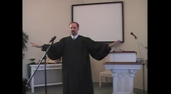 "Sermon: ""Kingdom Warfare,"" Rev. R. Scott MacLaren, First Presbyterian Church, Perkasie, PA 9/09/12"