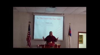 Blackwater UMC Sermon - September 9, 2012