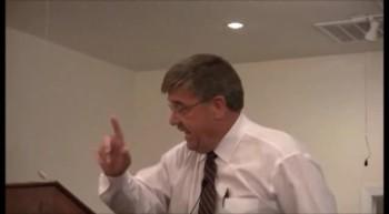 Testimony of G. A. Malone pt 1