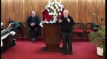 La obediencia hacia Dios es superior a la obra. Pastor Walter Garcia. 26-08-2012