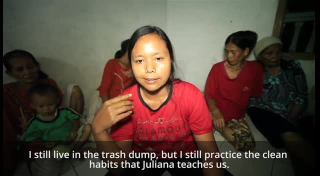 Juliana's Story: A Story of Love - A Ministry in Indonesia inspired by FEBC broadcasts