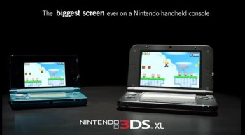 Nintendo 3DS XL T1