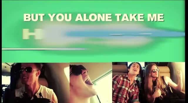 James Durbin - Higher Than Heaven -  Lyric Video