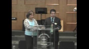 Testimonio de Raul Basurto y Angelica en 09-09-12