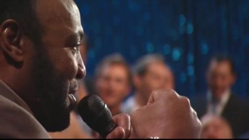 Andraé Crouch, Jessy Dixon, Jason Crabb, Gale West and Angela Primm - The Blood Will Never Lose Its Power [Live]