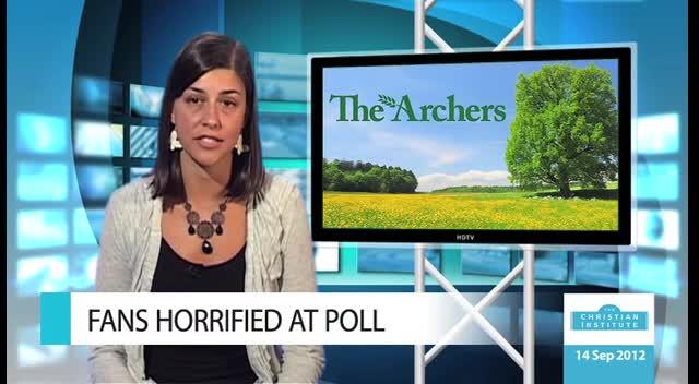 News Bulletin 14 September 2012 -- The Christian Institute