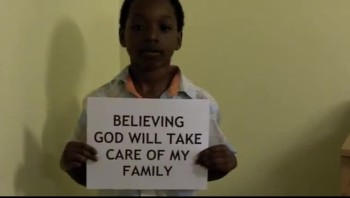 Incredibly Touching Inner City Kids Notecard Testimonies