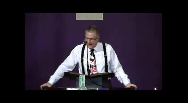 Sermon Monroeville First Baptist 2012-09-16