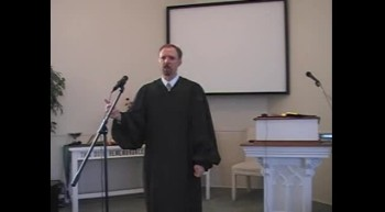 Sermon: Jesus Greater Than Moses, Rev. R. Scott MacLaren, First OPC Perkasie PA 9/23/12