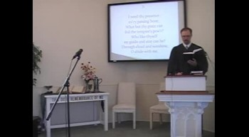 "Congregational Hymn: ""Abide with Me,"" First Presbyterian Church, Perkasie, PA 9/23/12"