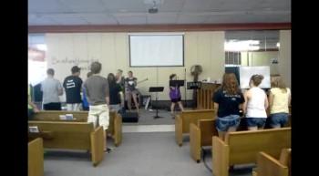 Youth Singing - June 26, 2012