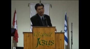 Pastor Preaching - September 09, 2012