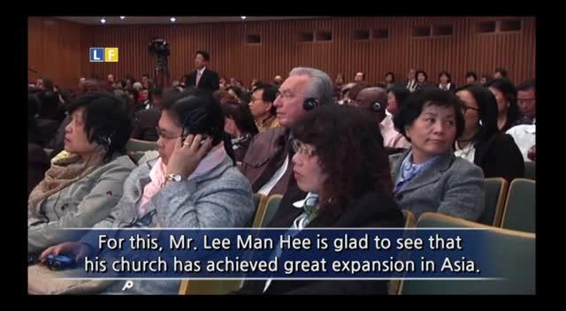 [Shinchonji] Shinchonji Europe Open Bible Seminar broadcasted