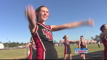 Fight Over Faith - Christian High School Football Players & Cheerleaders Stand Up for Christ!
