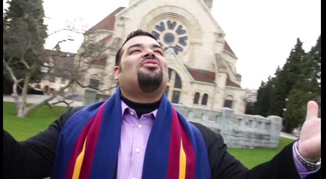 Eres Santo y Digno - Derlis Bogado - VideoClip OFICIAL