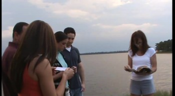 Joey's Baptism 9/26/12