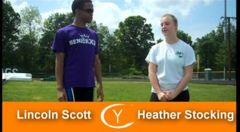 Heather Stocking: Hit with an Aluminum Bat