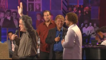 Mark Lowry, Michael English, Bill Gaither and David Phelps - Home, Where I Belong [Live]