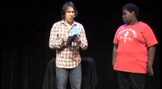 Tony Brent - Comedian for Christ - Anti-Bullying Message