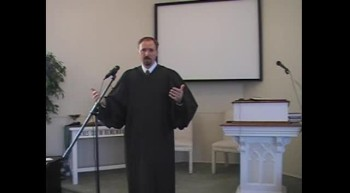 "Sermon: ""The Legacy of Moses,"" Rev. R. Scott MacLaren, First OPC Perkasie, PA"