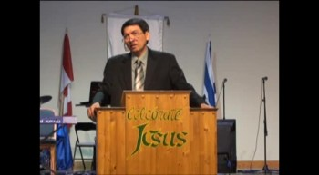 Pastor Preaching - September 16, 2012