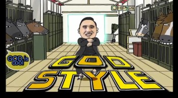 GOD STYLE (Gangnam Style Best Parody)