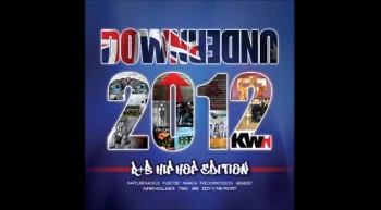 Downunder 2012 R&B HipHop Edition