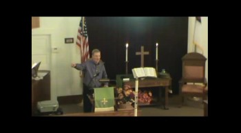 September 30 2012, Sunday Service, First Presbyterian, Lancaster WI Part 1