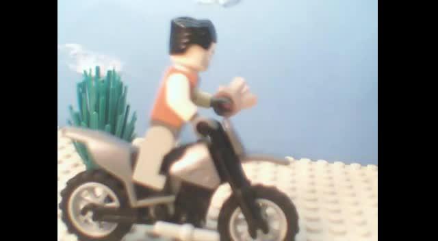 lego short: mummy chase