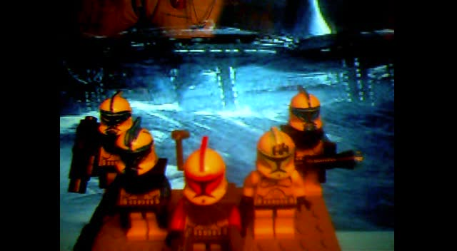 LEGO STAR WARS ARC-TROOPERS