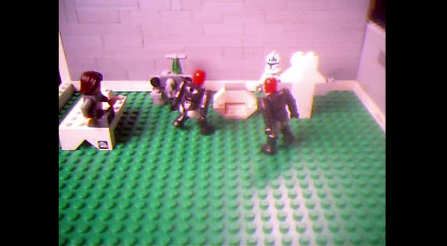LEGO STAR WARS ARC-TROOPERS EPISODE#2 .I.R.S.