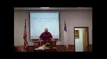 Blackwater UMC Sermon - October 7, 2012