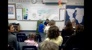 TCS 4th Grade Play