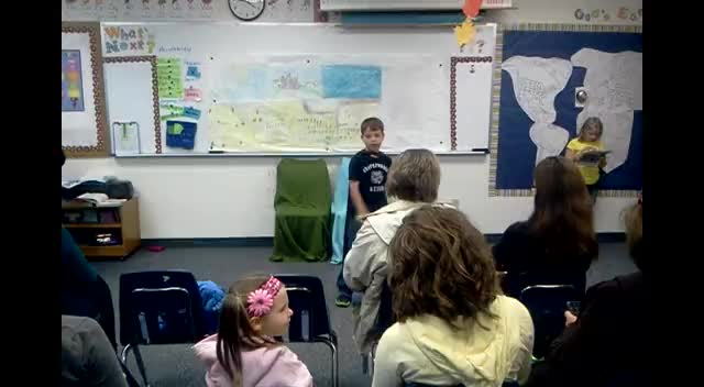 4th Grade Play