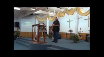 Pastor Joe McClure Message