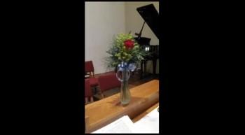 FUMC - Groesbeck, TX Sermon for 10/07/2012