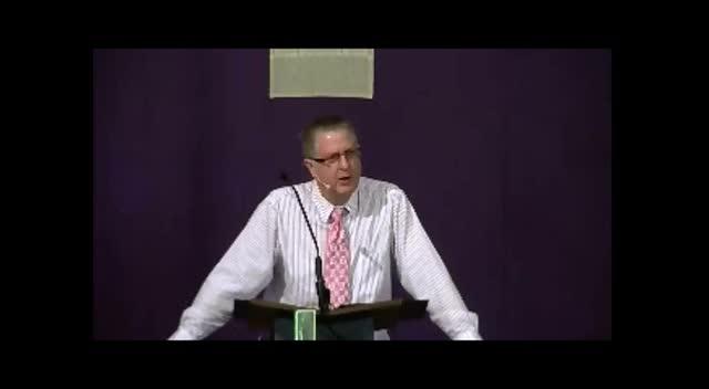 Sermon Monroeville First Baptist 2012-09-23