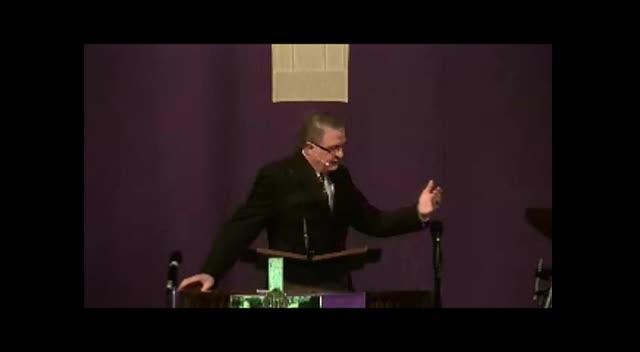 Sermon Monroeville First Baptist 2012-10-07
