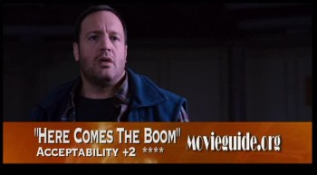 HERE COMES THE BOOM review