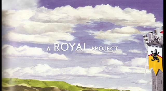 Royal Project... coming soon!