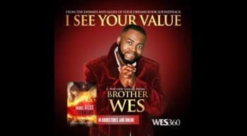 BROTHER WES 360-I SEE VALUE IN YOU