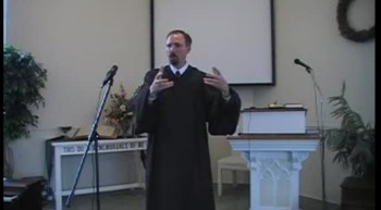 "Sermon: ""The Sanctity of Life,"" Rev. R. Scott MacLaren, First Presbyterian Church, Perkasie, PA 10/14/12"